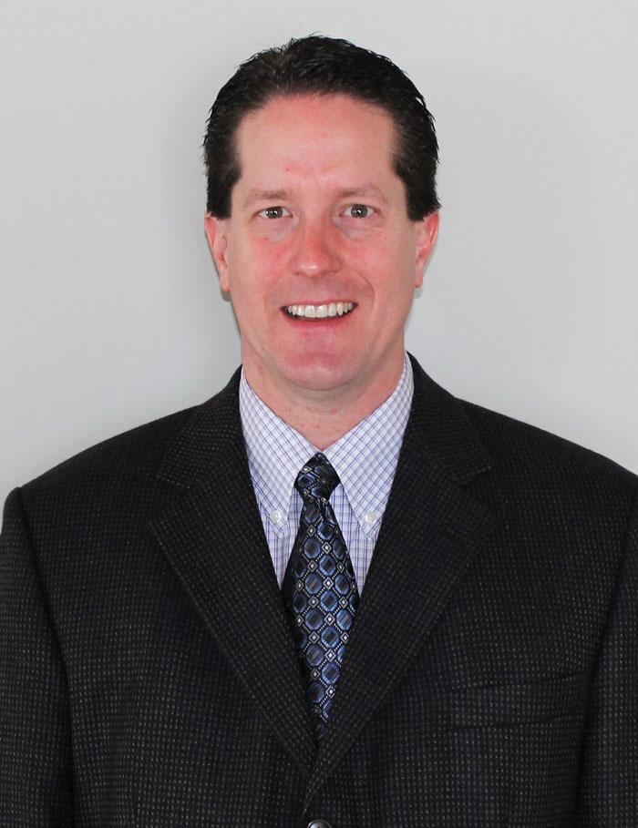 Isowater Sales Manager Steve Bovair